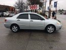Used 2006 Toyota Corolla AUTO,ONLY131KM,5688,SAFETY 3YEARS WARANTY INCLUDED for sale in North York, ON