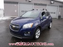 Used 2015 Chevrolet TRAX LTZ 4D UTILITY AWD 1.4L for sale in Calgary, AB