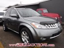 Used 2007 Nissan MURANO SE 4D UTILITY AWD for sale in Calgary, AB