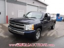 Used 2011 Chevrolet SILVERADO 1500 LS CHEYENNE EXT CAB SWB 4WD 4.8L for sale in Calgary, AB