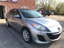 Used 2010 Mazda MAZDA3 NO ACCIDENT - SAFETY & WARRANTY INCL for sale in Cambridge, ON