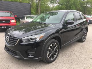 Used 2016 Mazda CX-5 GRAND TOURING * AWD * LEATHER * SUNROOF * NAV * REAR CAM * LOW KM * HEATED SEAT for sale in London, ON