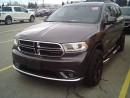 Used 2015 Dodge DURANGO LIMITED * AWD * LEATHER * NAV * REAR CAM * SUNROOF * BLUETOOTH * HEATED SEAT for sale in London, ON