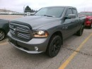 Used 2013 RAM 1500 SPORT * 4WD * LEATHER/CLOTH * REAR CAM * BLUETOOTH * SAT RADIO SYSTEM for sale in London, ON