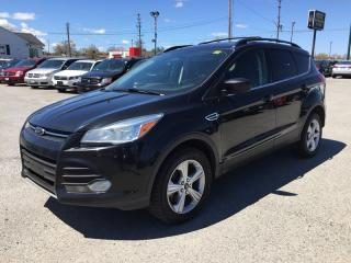Used 2013 Ford ESCAPE SE * AWD * LEATHER * NAV * SAT RADIO SYSTEM for sale in London, ON