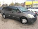 Used 2005 Toyota Sienna CE for sale in Pickering, ON