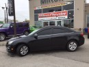 Used 2015 Chevrolet Cruze LT 1LT for sale in Milton, ON