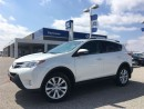 Used 2013 Toyota RAV4 AWD LIMITED for sale in Barrie, ON