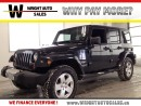 Used 2011 Jeep Wrangler Unlimited SAHARA| 4X4| CRUISE CONTROL| POWER LOCKS/WINDOWS| for sale in Cambridge, ON