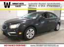 Used 2016 Chevrolet Cruze LT| BLUETOOTH| BACKUP CAM| 25,293KMS for sale in Cambridge, ON