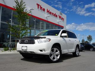 Used 2010 Toyota Highlander Limited 4WD - Honda Way Certif for sale in Abbotsford, BC