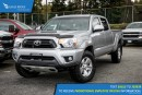 Used 2014 Toyota Tacoma V6 Satellite Radio and Backup Camera for sale in Port Coquitlam, BC