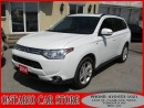 Used 2014 Mitsubishi Outlander GT S-AWC NAVIGATION 7 PASSENGER for sale in Toronto, ON