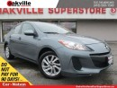Used 2013 Mazda MAZDA3 GX | ACCIDENT FREE | ALLOY WHEELS | POWER GROUP | for sale in Oakville, ON