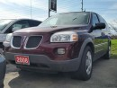 Used 2008 Pontiac Montana Sv6 w/1SA for sale in Brampton, ON