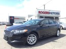 Used 2015 Ford Fusion SE - BLUETOOTH - REVERSE CAM for sale in Oakville, ON