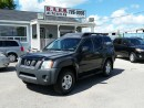 Used 2005 Nissan Xterra S for sale in Barrie, ON