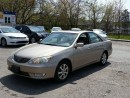 Used 2005 Toyota Camry XLE Leather seats Sunroof for sale in Mississauga, ON