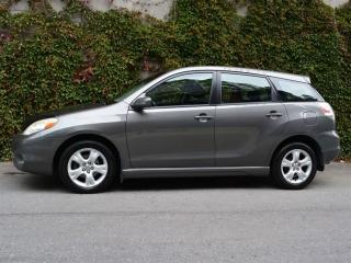 Used 2006 Toyota Matrix XR for sale in Vancouver, BC