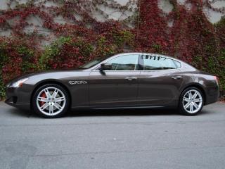 Used 2014 Maserati Quattroporte V8 GTS for sale in Vancouver, BC