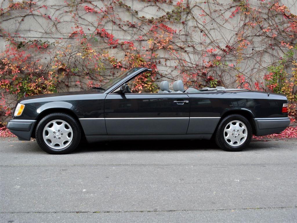 Used 1995 mercedes benz e class e320 convertible for sale for 1995 mercedes benz e320