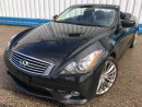 Used 2012 Infiniti G37 Sport *HARDTOP CONVERTIBLE* for sale in Kitchener, ON