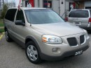 Used 2007 Pontiac Montana SV6 for sale in Cambridge, ON