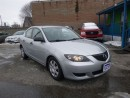 Used 2005 Mazda MAZDA3 GS | NO ACCIDENTS | NON SMOKER | GAS SAVER | for sale in Scarborough, ON