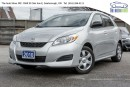 Used 2010 Toyota Matrix BASE for sale in Scarborough, ON