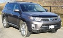 Used 2013 Toyota Highlander Hybrid LIMITED for sale in Mississauga, ON