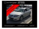 Used 2008 Mazda MAZDA3 GT - AUTO, LEATHER, SUNROOF, HEATED SEATS! for sale in Orleans, ON