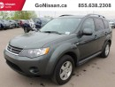 Used 2009 Mitsubishi Outlander 7 passenger, AWD, air!! for sale in Edmonton, AB
