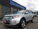 Used 2011 Ford Edge Limited for sale in Surrey, BC