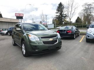 Used 2015 Chevrolet Equinox LT for sale in Surrey, BC