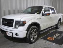 Used 2013 Ford F-150 FX4 4x4 SuperCrew Cab 5.5 ft. box 145 in. WB for sale in Red Deer, AB