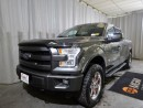 Used 2015 Ford F-150 Lariat 4x4 SuperCrew Cab 6.5 ft. box 157 in. WB for sale in Red Deer, AB