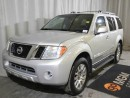 Used 2010 Nissan Pathfinder LE for sale in Red Deer, AB