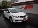 Used 2013 Honda Civic LX for sale in Brantford, ON