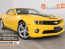 Used 2011 Chevrolet Camaro 2SS for sale in Edmonton, AB