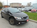 Used 2013 Honda Civic TOURING-LEATHER-NAVIGATION-CAMERA-SUNROOF for sale in Scarborough, ON