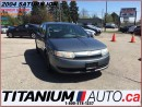 Used 2004 Saturn Ion Midlevel+ AS-IS ONLY + A/C + Power Group + Keyless for sale in London, ON