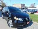 Used 2015 Honda Odyssey EXL-LEATHER-SUNROOF-CAMERA-DVD-NAVI-8PSGR for sale in Scarborough, ON