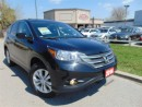 Used 2014 Honda CR-V LEATHER-SUNROOF-CAMERA-DUAL DVD for sale in Scarborough, ON
