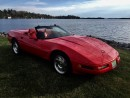 Used 1996 Chevrolet Corvette Convertible for sale in Perth, ON