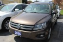 Used 2015 Volkswagen Tiguan Comfortline Panorama Roof Leather for sale in Brampton, ON