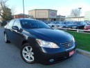 Used 2009 Lexus ES 350 PREM PKG-LEATHER-SUNROOF for sale in Scarborough, ON