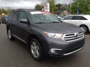 Used 2013 Toyota Highlander Sport! Leather, Ext. Warranty! ONLY $267 BIWEEKLY for sale in Kentville, NS