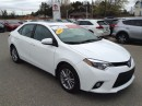 Used 2014 Toyota Corolla LE - Ext. Warranty! ONLY $149 BIWEEKLY 0 DOWN! for sale in Kentville, NS