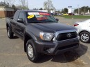 Used 2015 Toyota Tacoma SR5 V6 4x4! Certified! ONLY $269 BIWEEKLY 0 DOWN! for sale in Kentville, NS