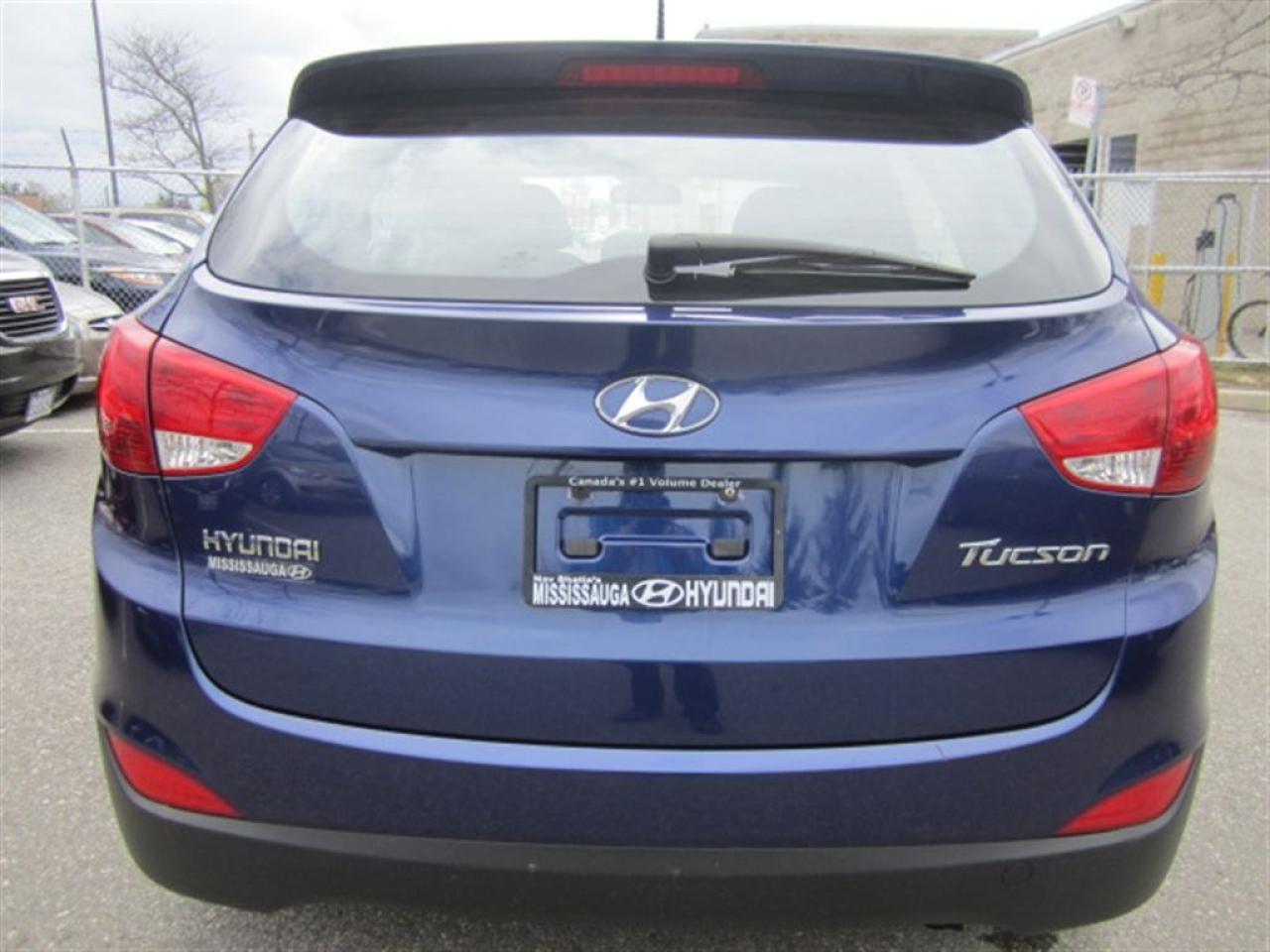 2012 Hyundai Tucson GL-FWD-Excellent Maintenance